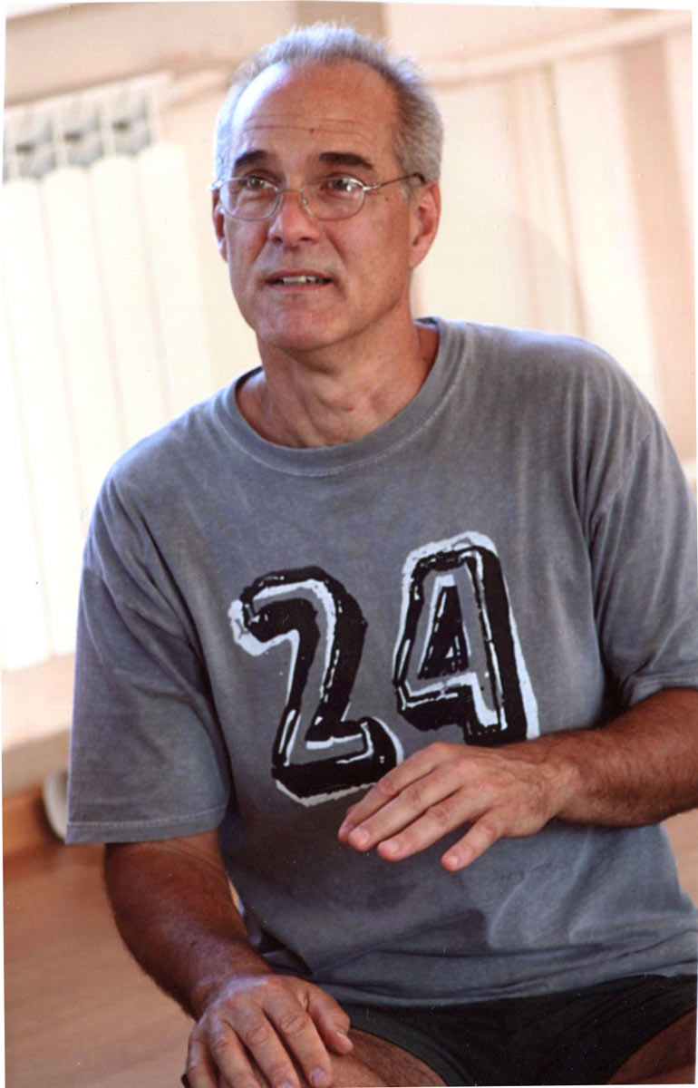 Mike Vargas, Moscow, 2010 | photo © Alfiya Rakhmanova